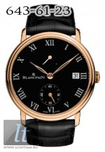 Blancpain 8 Day Hand-Winding 6614-3637-55B