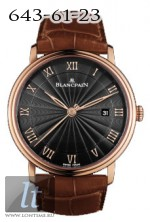 Blancpain Ultra-Slim Automatic 40mm Date 6651-3630-55B