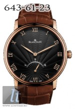 Blancpain Ultra-Slim Automatic 40mm Date 6653-3630-55B