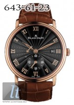 Blancpain Ultra-Slim Hand-Winding 40mm Small Seconds Power Reserve 6606-3630-55B