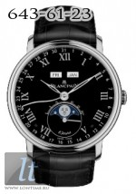 Blancpain Moon Phase Complete Calendar '8 Jours' Limited Edition 75 6639-3437-55B