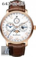 Blancpain Traditional Chinese Calendar 00888-3631-55B