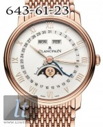 Blancpain Moon Phase Complete Calendar 40mm 2013 6654-3642-MMB