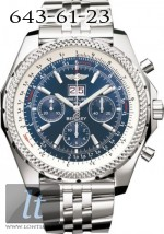 Breitling Bentley 6.75 Blue Dial A4436212/C652