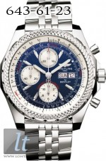 Breitling Bentley GT Blue Dial A1336212/C649