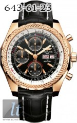 Breitling Bentley GT Racing Rose Gold A1336313 Rose Gold
