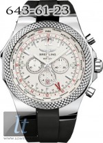 Breitling Bentley GMT A4736212/G657/210S