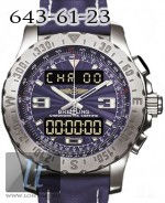 Breitling Professional - Airwolf A78363.BLUE.CALF.BD
