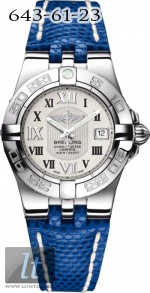 Breitling Galactic 30 a71340L2-blue