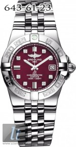 Breitling Galactic 30 a71340L2/k525-ss