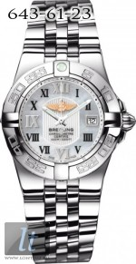 Breitling Galactic 30 a71340L2/g670-ss