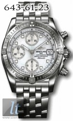 Breitling Windrider - Chrono Cockpit A13358.WHITE.INDEX.SSPILOT