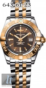 Breitling Galactic 32 Steel and Rose Gold C71356L2/Q581