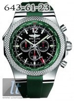 Breitling Bentley GMT British Racing Green a4736254/b919-1rd