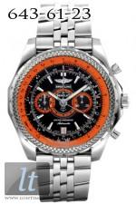 Breitling Bentley Supersports Limited Edition 1000 A2636416/BB65-SS