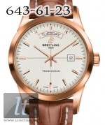 Breitling Transocean Day Date Rose Gold R4531012/G752/737P