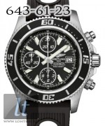 Breitling Superocean Chronograph II Steel Abyss Whiye dial Ocean Race Strap a1334102/ba84-1or