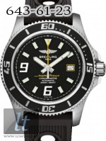 Breitling Superocean 44 Steel Abyss Yellow Ocean Racer Strap a1739102/ba78-1or