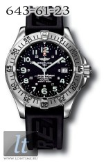Breitling Breitling Aeromarine - Superocean A17360.BLACK.RUBBER