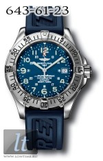 Breitling Breitling Aeromarine - Superocean A17360.BLUE.RUBBER