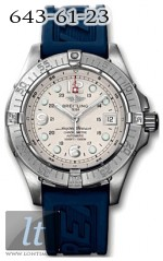 Breitling Breitling Aeromarine - Superocean Steelfish A17390.WHITE.RUBBER
