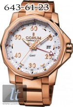 Corum Admiral's Cup GMT 44 All Red Gold 383.330.55/V700 AA12