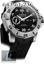Corum Admiral's Cup Deep Hull 48  Limited Edition 500 947.950.04/0371 ANI2