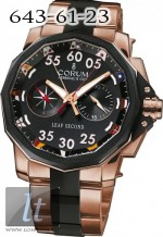 Corum Admiral's Cup Leap Second 48 RG 895.931.91/V791 AN32