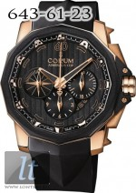 Corum Admiral's Cup Chronograph 48 Red Gold 753.935.91/0371 AN12