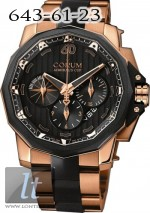Corum Admiral's Cup Chronograph 48 Red Gold 753.935.91/V791 AN12