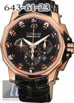 Corum Admiral's Cup Chronograph 48 Red Gold 753.936.55/0081 AN32