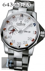 Corum Admiral Cup Competition 48 947.931.04/V700 AA12