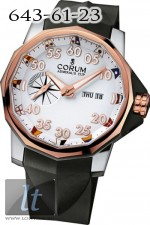 Corum Admiral Cup Competition 48 947.931.05/0371 AA32