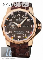 Corum Admirals Cup Competition 48 947.942.55/0002 AG32 (CO-417