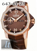 Corum Admirals Cup Competition 48 947.944.85/0002 AG52 (CO-419