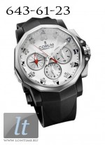 Corum Admiral's Cup Black Split-Seconds 44 Limited 986.591.98/F371 AA52