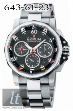 Corum Admiral Cup Challenge 44 753.691.20/V701 AN92 (CO-426