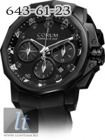Corum Admiral's Cup Black Challenge 44 753.691.98/F371 AN12