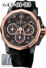 Corum Admiral's Cup Challenge 44 Black & Gold 753.691.93/F371 AN32