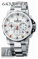 Corum Admirals Cup Challange 44 753.691.20/V701 AA92 (CO-425