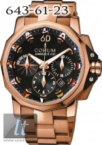 Corum Admiral Cup Challenge 44 RG 753.691.55/V700 AN92