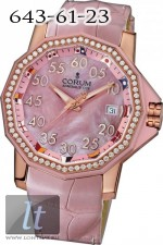 Corum Admiral's Cup Competition 40 RG Pink 082.952.85/0088 PN31