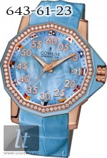 Corum Admiral's Cup Competition 40 RG Blue 082.953.85/0091 PN35