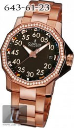 Corum Admiral's Cup Competition 40 RG Diamond 082.963.85/V700 AG12