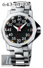 Corum Admirals Cup Competition 40 082.960.20/V700 AN12 (CO-382