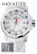 Corum Admirals Cup Competition 40 082.961.20/F379 AA12 (CO-383