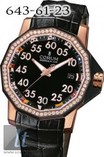 Corum Admiral's Cup Competition 40 RG Diamond 082.954.85/0081 PN33
