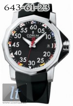 Corum Admirals Cup Competition 40 082.960.20/F371 AN12 (CO-381