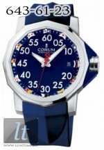 Corum Admirals Cup Competition 40 082.962.20/F373 AB12 (CO-385