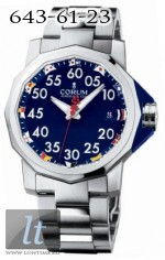 Corum Admirals Cup Competition 40 082.962.20/V700 AB12 (CO-386